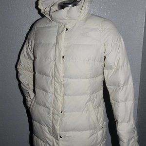 Women's sz Large The North Face 600 hooded coat.